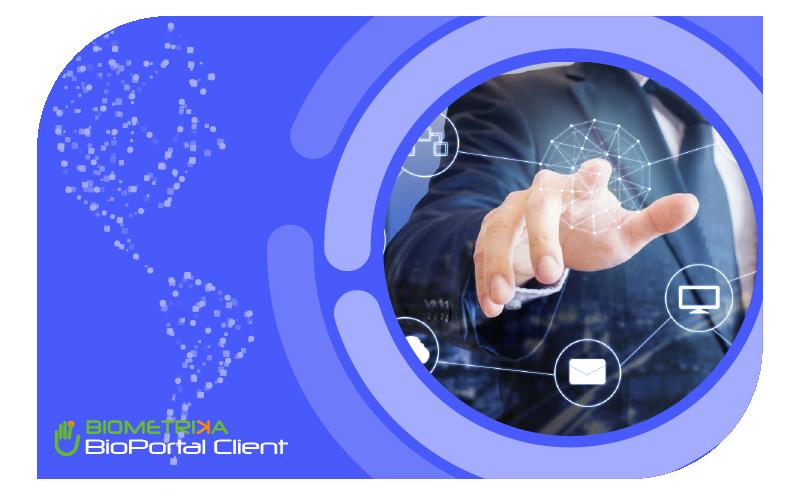 Biometrika BioPortal Client Unidad - ID 1065916